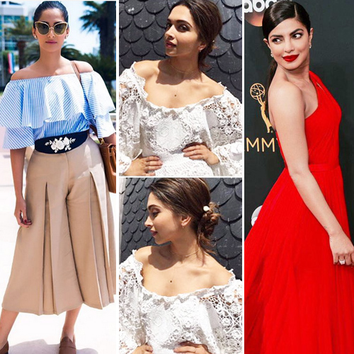 18 Off shoulder trends of 2016 that made headline, 18 off shoulder trends of 2016 that made headline,  when bollywood divas gave us a solid reason to try the off-shoulder trend,  off shoulder trends of bollywood divas that may want to steal,  off shoulder fashion statement of celeb,  everyday off shoulder fashion trend to steal from celebs,  off shoulder fashion trends,  fashion trends 2016,  flashback 2016,  ifairer