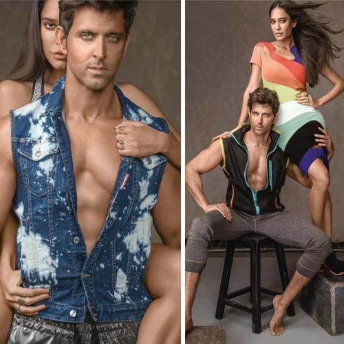 Hrithik-Lisa soars b-town temperature like never before, hrithik roshan-lisa haydon soars b-town temperature like never before,  vogue cover featuring hrithik roshan and lisa haydon,  hrithik roshan and lisa haydon on the cover of january 2017 issue,  hrithik roshan latest photoshoot,  lisa haydon photoshoot,  bollywood news,  bollywood gosip,  ifairer