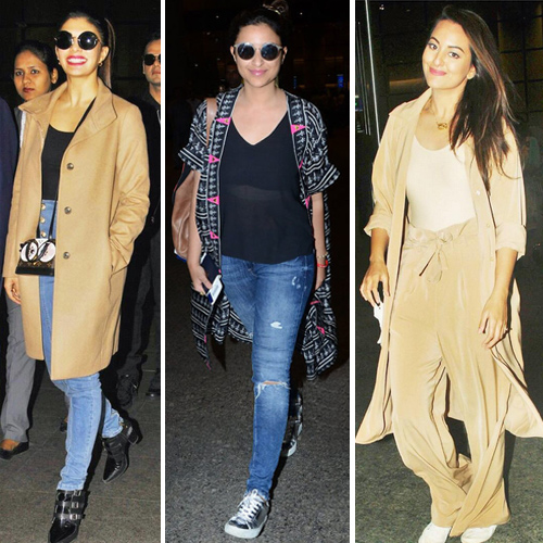 8 Outfits: Fashionable best at the airport, 8 outfits: fashionable best at the airport,  fashion tips,  airport style,  casual outfits,  bollywood celebs fashion style,  bollywood fashion sense,  new fashion goals,  ifairer