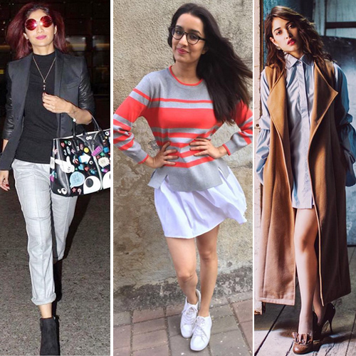 7 Captivating looks of divas to try this winter, 7 captivating looks of divas to try this winter,  bollywood fashion trends,  new fashion goals,  bollywood fashion statement,  fashion trends 2017,  ifairer