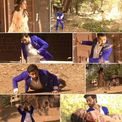 Shivika's jungle thriller, shocking twist...., shivika`s jungle thriller,  shocking twist,  anika finally fall in love with shivaay,  more twist..,  shivika,  ishqbaaz spoilers,  ishqbaaz shocking twist,  tv gossips,  tellybuzz,  tellyupdates,  indian tv serial news,  tv serial latest updates,  ifairer