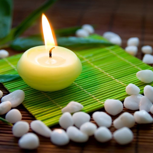 Benefits of candle light meditation 