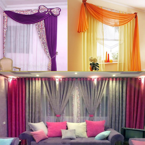 Pick the right curtains for your home