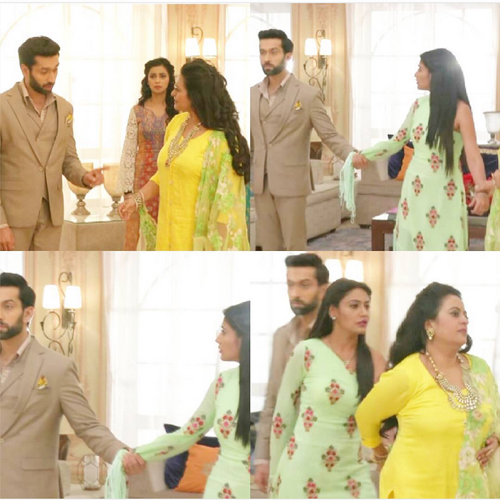 Shivika's kiss moment, Anika leaves house, Om to marry Swetlana