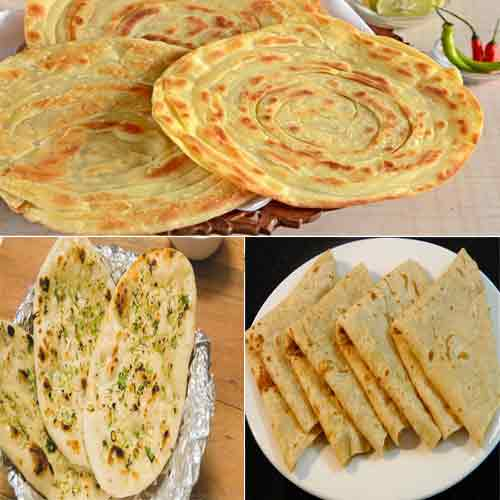 Easy Recipes to cook Indian Breads at home