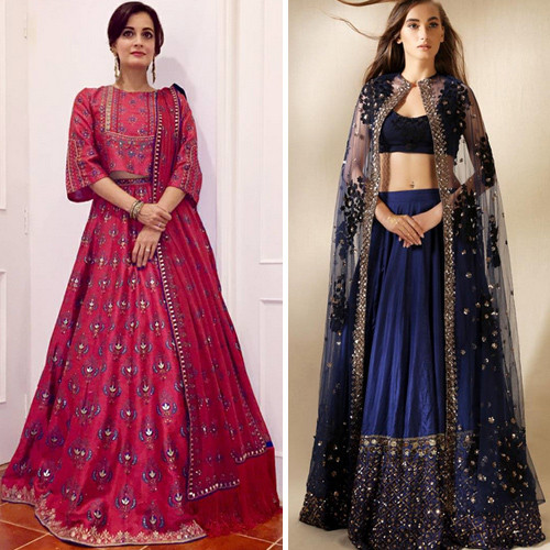 8 Lehenga trends for festive and wedding season