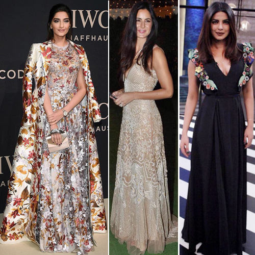 6 Bollywood Fashionistas gown, Every girl to try this party season