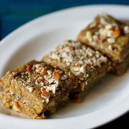Yummy and healthy Badam Pak Learn the recipe