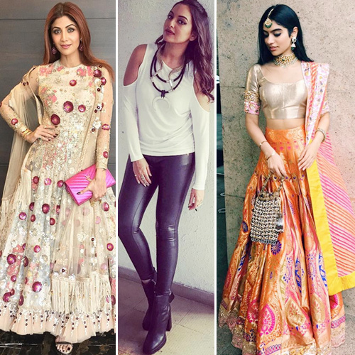 9 Outfits with perfect accessories:Hot style goals of Bollywood divas 