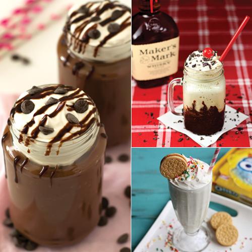 5 Yummy Milkshake Recipes you can`t say no to, 5 yummy milkshake recipes you can`t say no to,  birthday cake milkshake,  hot fudge bourbon milkshake,  oreo milkshake,  chocolate milkshake,  classic vanilla milkshake,  drinks,  recipe,  ifairer