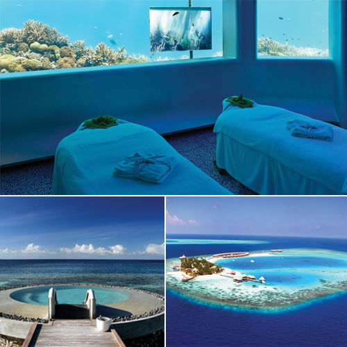 Beautiful Places Underwater: 8 Most Beautiful Underwater Hotels Of The World Revealed