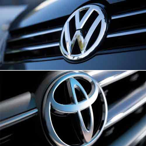 Volkswagen surpassed the sales of Toyota: May become No. 1 automaker in the world, volkswagen surpassed the sales of toyota,  volkswagen may become no. 1 automaker in the world,  volkswagen is highest automaker in world in 2016,  ifairer