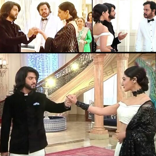 Om to get engaged to Svetlana, Anika to leave Oberoi mansion