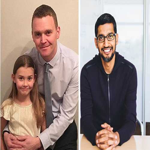 A Heartfelt response by Mr. Pichai to a Girl of seven years, a heartfelt response by mr. pichai to a girl of seven years,  letter to seven year old girl by google ceo,   letter to ceo google by little girl,  ifairer