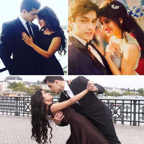 Confirm:Mohsin Khan dating Shivangi Joshi, confirm: mohsin khan dating shivangi joshi,  mohsin khan aka kartik confirms dating shivangi joshi aka naira of yeh rishta kya kehlata hai,  mohsin khan,   shivangi joshi,  tv gossips,  tv serial celebs dating,  ifairer