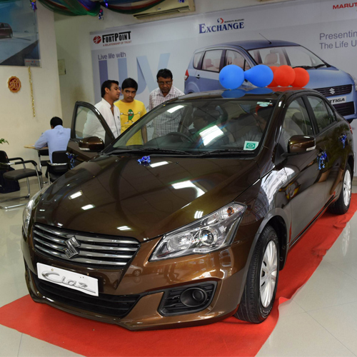 Maruti Suzuki India sold more One lac units of Smart Hybrid cars in February, maruti suzuki india sold more than one lac units of smart hybrid cars in february,  more than one lac units of smart hybrid cars of maruti suzuki are sold in india in february,  maruti suzuki india sales of smart hybrid cars in february  is more than one lac units,  ifairer