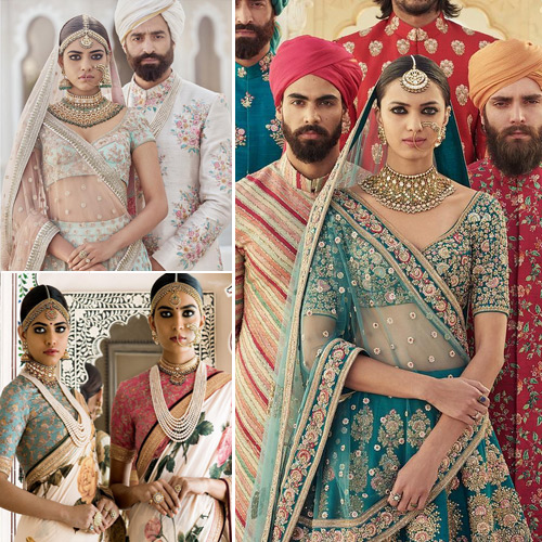 Make any girl wish to get married with Sabyasachi, sabyasachi`s spring couture collection 2017: make any girl wish to get married,  sabyasachi just dropped his spring 2017 couture collection on instagram,  sabyasachi wedding dress collection,  fashion trends 2017,  ifairer