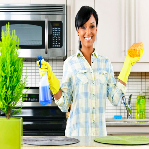 Effective homemade cleansers to clean your Kitchen