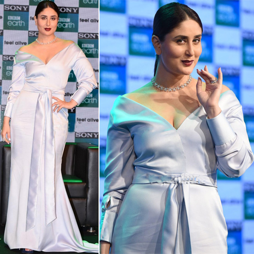 Kareena teaches how to flaunt your body post pregnancy 