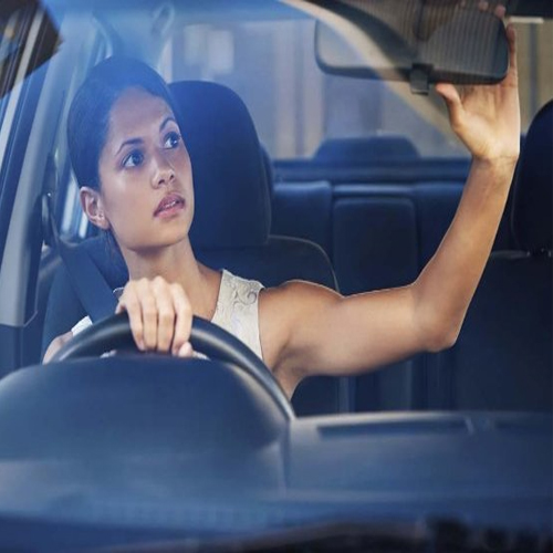 Learn how to position Rear-view mirrors for safety, learn how to position rearview mirrors for safety,  know how to position rearview mirrors,  how to position rear-view mirrors,  ifairer
