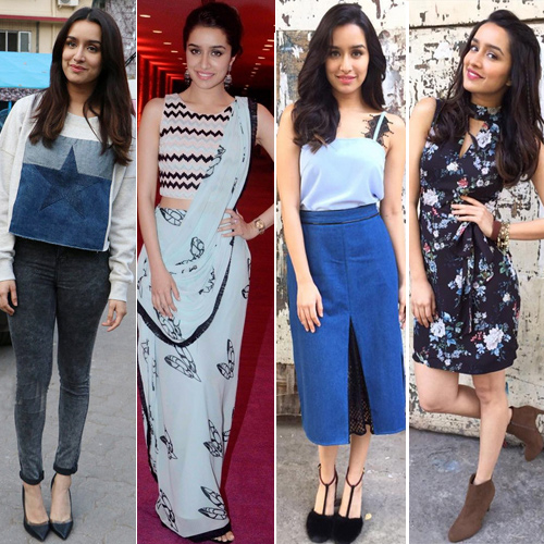 10 Classy wardrobe collection of Shraddha want to steal