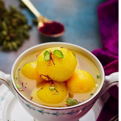 A Sweet for all occasion: Delicious Raj Bhog