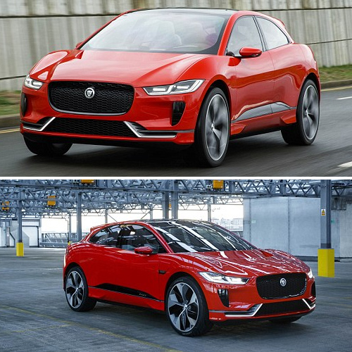 Jaguar unveils off its first all-electric car with a top speed of 200mph, jaguar unveils off its first all-electric car with a top speed of 200mph,  jaguar shows off its first all-electric car,  jaguar electric car,  automobile,  technology