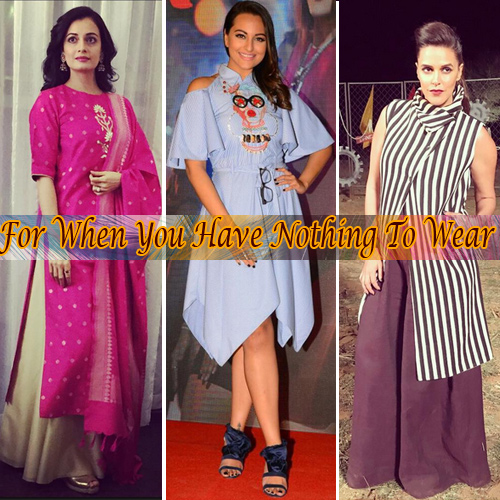 Your guide to summer layering is here, to jazz up your wardrobe