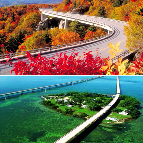 Highways of the World that offer Spectacular views  , highways of the world that offer spectacular views. know these highways of the world that offer spectacular views,  travel these highways to experience amazing views,  unique highways and roads around the world,  ifairer