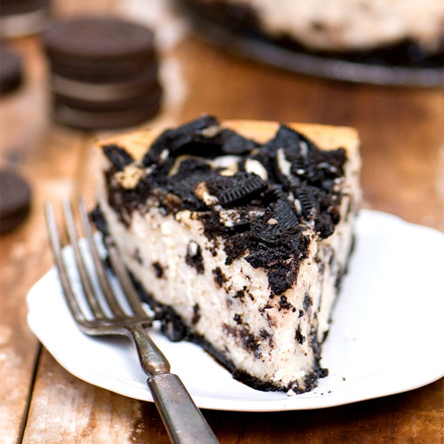 Recipe to cook Delicious Oreo cheesecake at your home