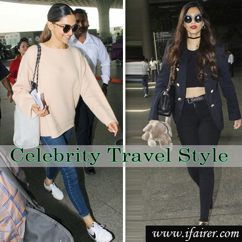 Airport Style: Fashionable best at the airport, airport style: fashionable best at the airport,  airport style,  airport looks,  celebrities airport style,  airport style - fashion trends and celebrity style,  airport outfit,  celebrity travel style,  #ootd,  fashion trends 2017,  ifairer