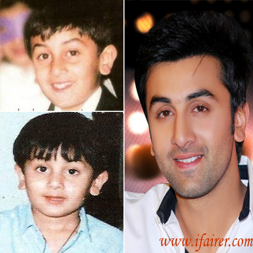 Throwback: Collection of images from Ranbir Kapoor's childhood