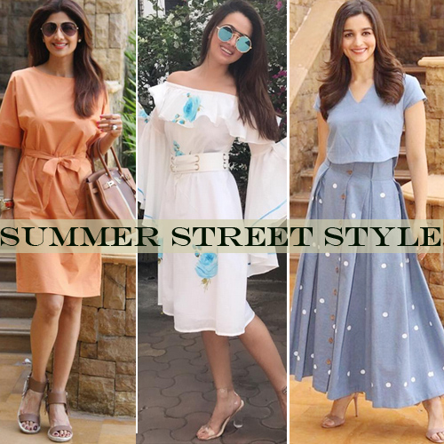 Bollywood's summer street style to die for..., bollywood summer street style to die for,  summer wear,  #ootd,  casual wear,  bollywood fashion statement,  fashion trends 2017,  ifairer