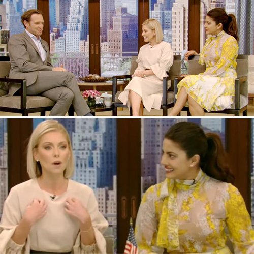 Kelly Ripa compared Priyanka Chopra and Tom Cruise, kelly ripa compared priyanka chopra and tom cruise,  priyanka chopra,  hollywood news,  hollywood gossip,  ifairer