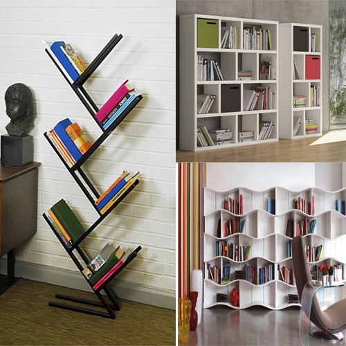 Check out these interesting Book Shelf Ideas