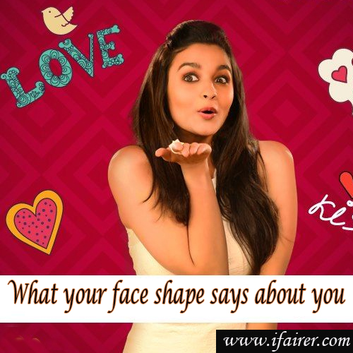 Face reading guide:What your face shape says about you