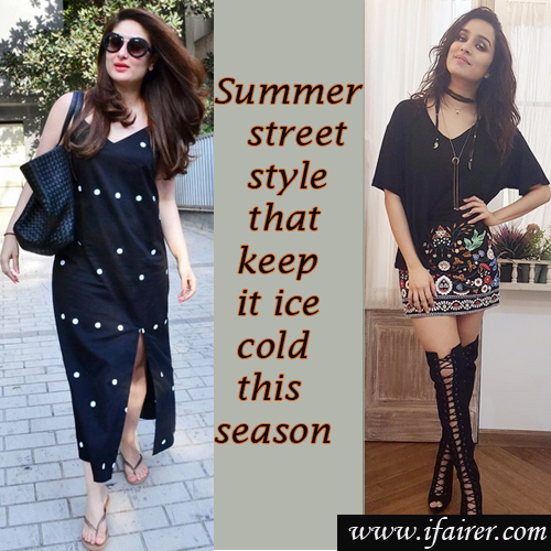 Summer street style that keep it ice cold this season, summer street style that keep it ice cold this season,  summer look,  summer street style,  fashion trends 2017,  #ootd,  bollywood fashion style,  ifairer