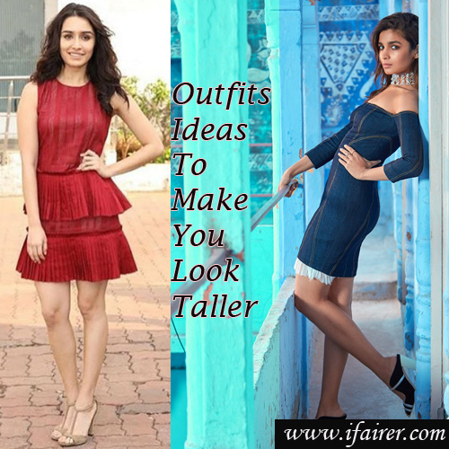Outfit ideas to make you look taller, outfits ideas to make you look taller,  how to look taller,  fashion tips that really work,  style hacks to make short girls look taller,  fashion tips,  ifairer