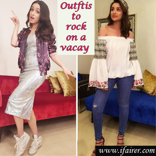 5 #OOTD Ideas that are perfect for summer vacation, 5 #ootd ideas that are perfect for summer vacation,  summer vacation outfits,  summer outfits with perfect accessories,  fashion accessories,  fashion tips,  ifairer