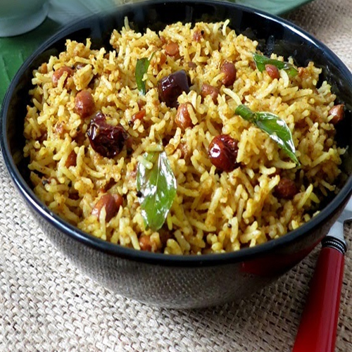 Rice dish: Recipe of Tamarind Rice, rice dish,  recipe of tamarind rice,  how to make tamarind rice,  learn to cook tamarind rice,  easy rice dish,  rice cooked in south india,  ifairer