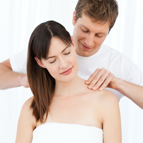 Massaging Your Partner May Boost Your Relationship, says study