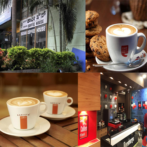 Know these popular coffee chains of India