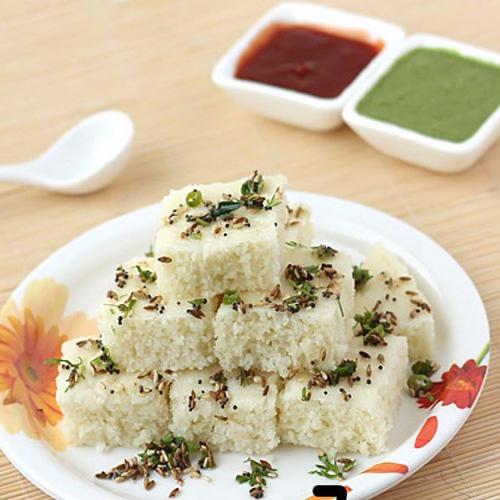 Easy snack recipe: Rava Dhokla, easy snack recipe,  rava dhokla recipe,  how to make rava dhokla,  easily make rava dhokla at home,  recipe of rava dhokla,  tea time snack rava dhokla,  evening snack  rava dhokla,  ifairer