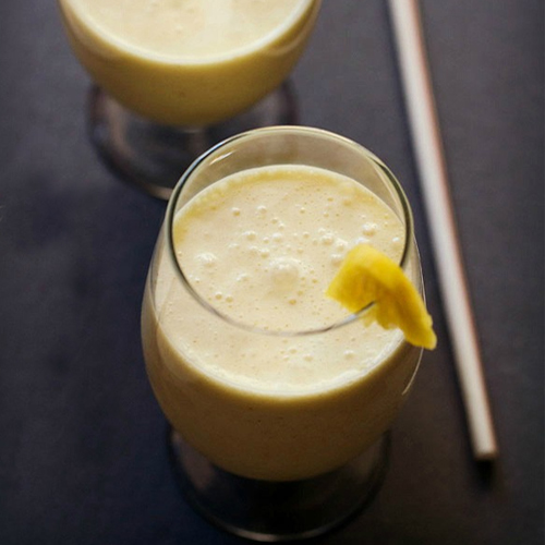 Summer Beverage: Recipe of Virgin Pina Colada, recipe of virgin pina colada,  how to make virgin pina colada,  learn to make virgin pina colada,  mocktail recipe,  summer beverage virgin pina colada,  ifairer