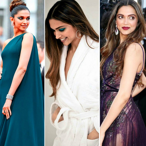 Deepika Padukone's captivating looks at Cannes 2017, deepika padukone captivating looks at cannes 2017,  deepika padukone most experimental look at cannes film festival,  deepika padukone,  cannes 2017,  bollywood news,  bollywood gossip,  ifairer