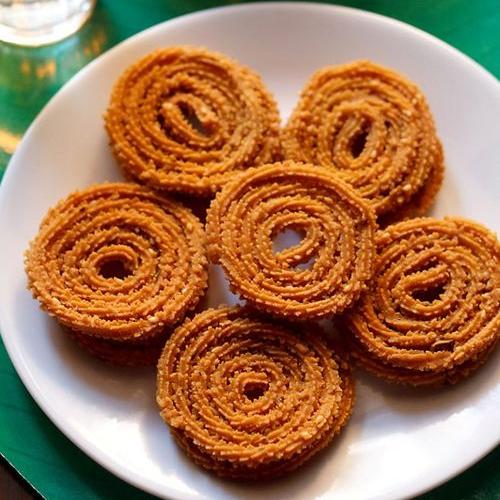Snack recipe: Chakli