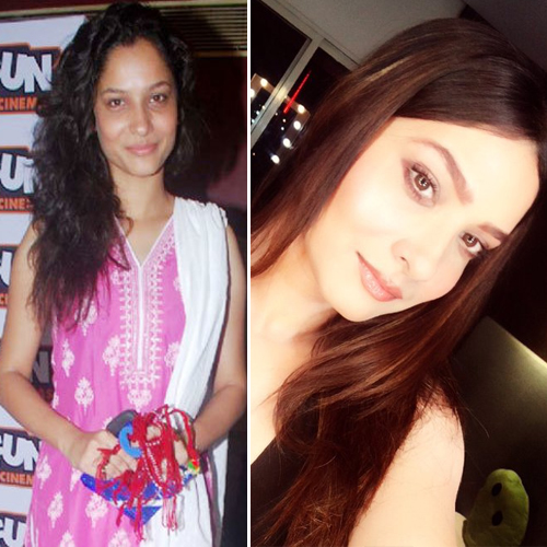 Television actress before and after makeup, shocking transformations, television actress before & after makeup,  shocking transformations,  television actresses without make-up,  tv actresses sans make-up,   tv bahus real face,  shocking face of  tv bahus,  tv gossips,  tv serial news,  ifairer