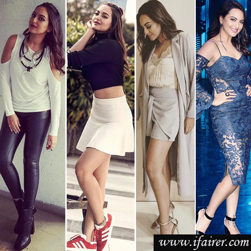 Glorious style vibes of Sonakshi Sinha, Add in your wardrobe