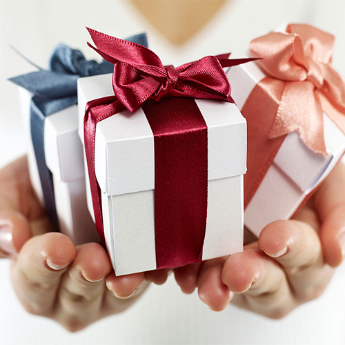 Vastu shastra advice for giving and receiving of gifts