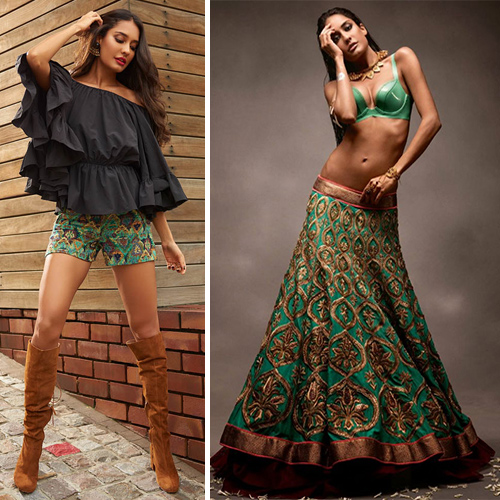 Lisa Haydon shows us a style tip, lisa haydon shows us a style tip,  lisa haydon best style moments,  best dressing styles of lisa haydon,  how to snag the gorgeous lisa haydon style,  outfits of lisa haydon,  fashion tips,  ifairer